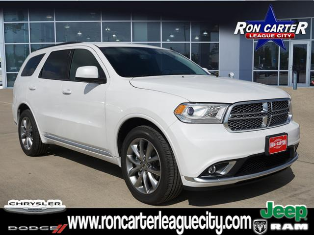 New 2019 DODGE Durango SXT Anodized Platinum