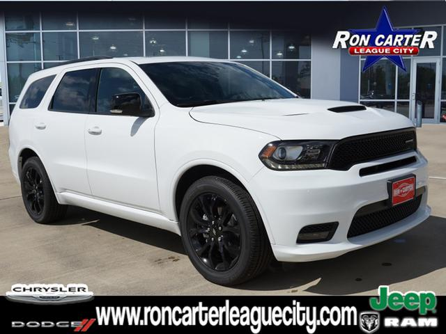 New 2019 DODGE Durango GT Blacktop