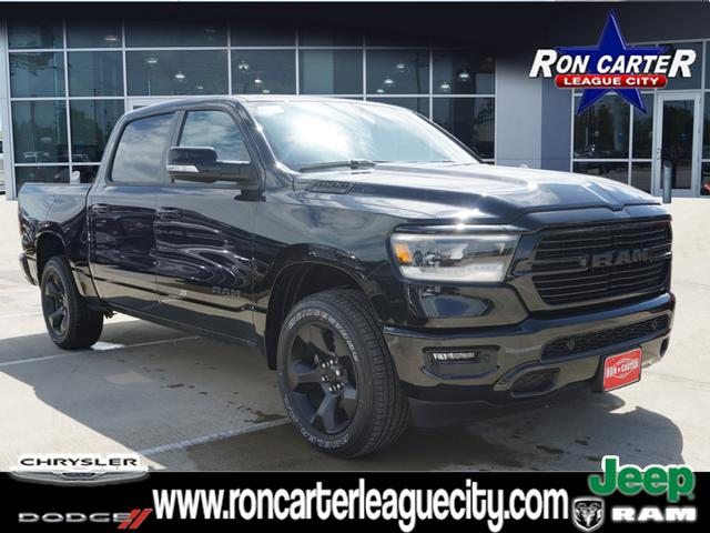 New 2019 RAM All New 1500 Lone Star